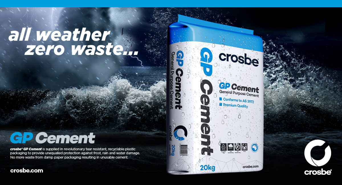 Crosbe, Print, Advertising, Cement